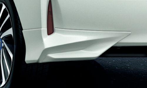 2017年~ トヨタ アクア モデルスタ エアロキット リヤスパッツ