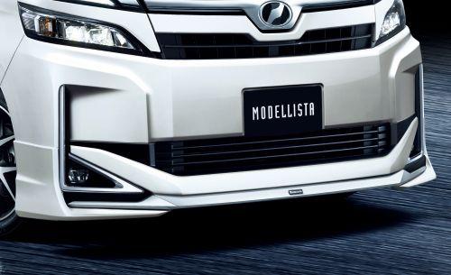 トヨタ 新型ヴォクシー モデリスタ フロントスポイラー_VX