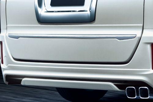 トヨタ 新型ヴォクシー モデリスタバックドアスムージングパネル