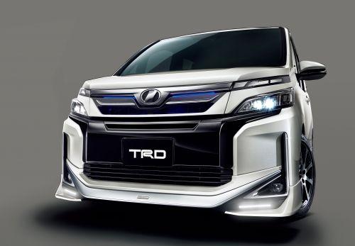 トヨタ 新型ヴォクシー TRD For HYBRID G,HYBRID X,V,X