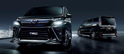 トヨタ 新型ヴォクシー TRD ZSスタイリングイメージ