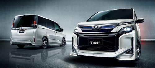 トヨタ 新型ヴォクシー TRDHYBRID G,HYBRID X,V,X