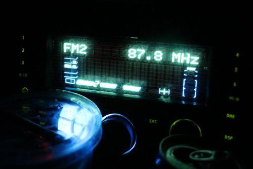 ドライブインシアター FMラジオ