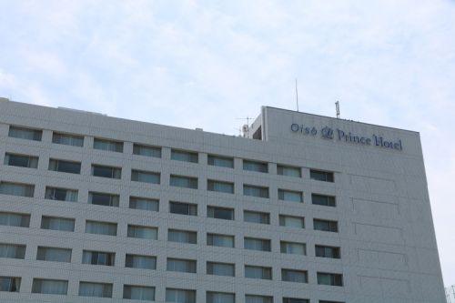 ドライブインシアター 大磯プリンスホテル