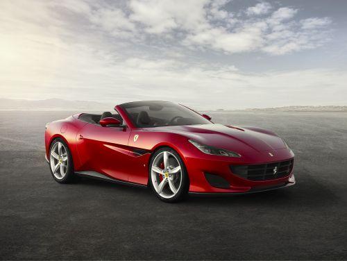 フェラーリ 新型 ポルトフィーノ
