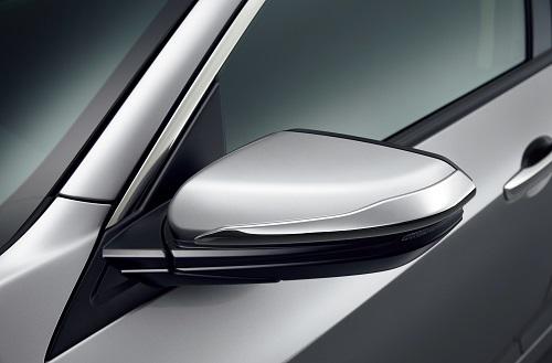 新型シビックセダン ドアミラーガーニッシュ(クロームメッキ/左右セット)Premium Sporty for SEDAN