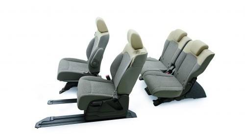 ホンダ N-BOX 助手席スーパースライドシート