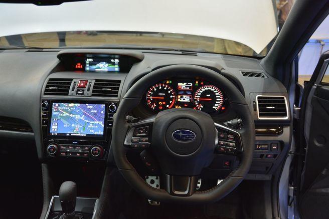 新型SRX S4 オートモビルカウンシル2017_12