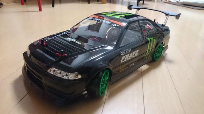 ドリラジ トヨタ JZX100 マークII