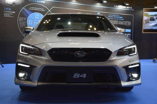 新型SRX S4 オートモビルカウンシル2017