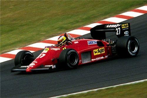 フェラーリ アルボレート 1985年