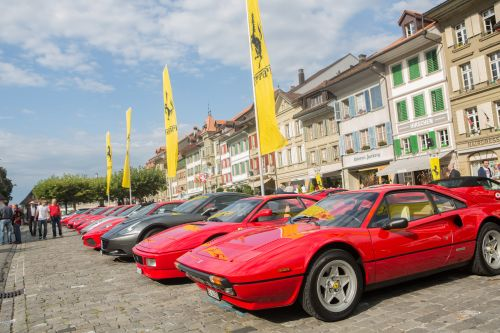 Ferrari Meeting