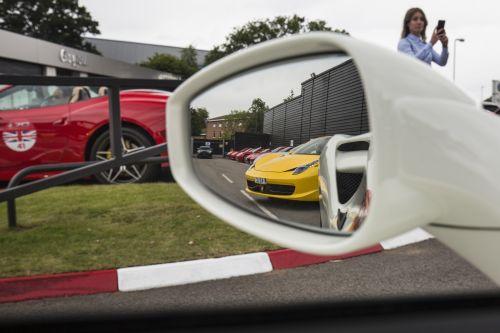 Ferrari-Mirror