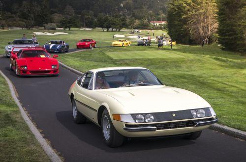 Ferrari-owner