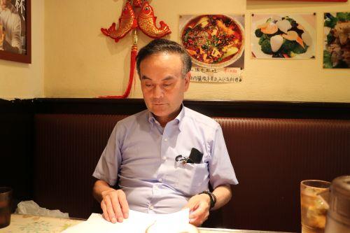おっさんと中華料理
