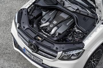 メルセデスベンツ GLS S63 エンジン 2015