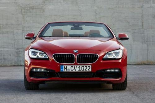 BMW 650i コンバーチブル