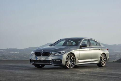 BMW 5シリーズ 2017年型 1