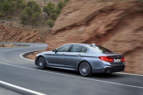 BMW 5シリーズ 2017年型 2