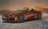 【BMW新型Z4コンセプト初公開】スープラの兄弟車のデザインをお披露目!