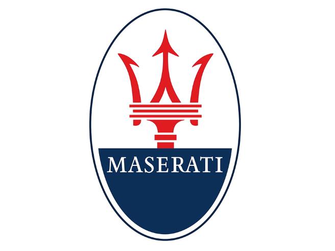 マセラティ 自動車ロゴ
