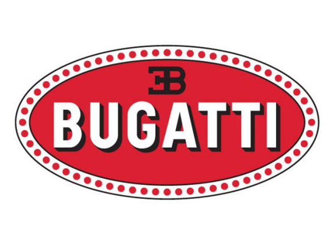 ブガッティ 自動車ロゴ