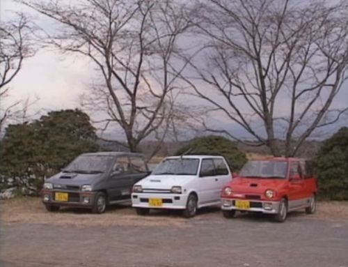 激ハヤ軽カー21