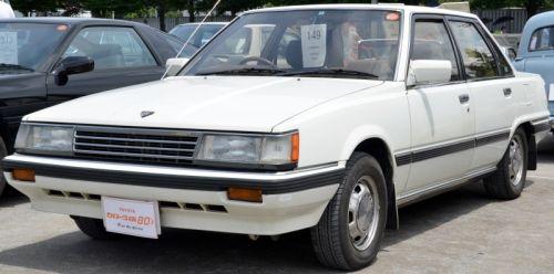 トヨタ カムリ 2代目