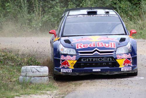 キミライコネン WRC時代