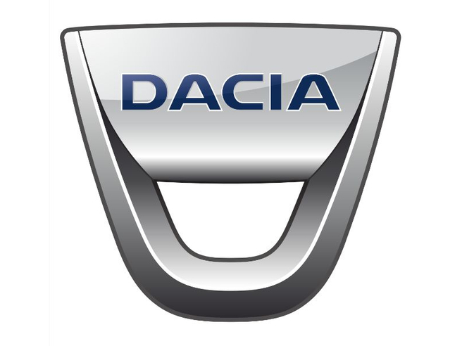 自動車ロゴ ダチア