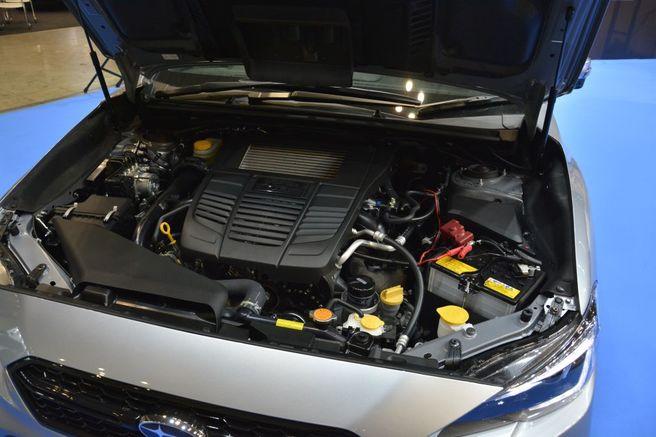 新型SRX S4 オートモビルカウンシル2017_3