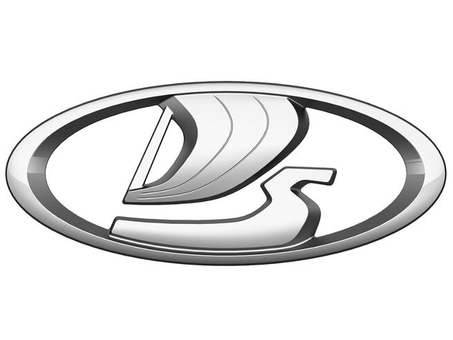 自動車ロゴ ラーダ