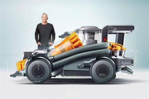 ダイソン 電気自動車 イメージ