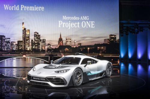 メルセデス AMG プロジェクトワン