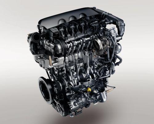 プジョー 1.2L PureTech エンジン