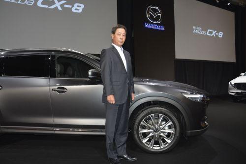 マツダ新型CX-8 発表会 2017-09-14