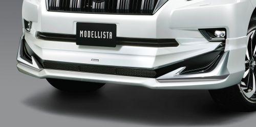 トヨタ ランドクルーザープラド フロントスポイラー モデリスタ