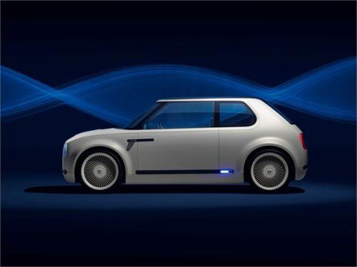ホンダ新型EV「アーバンEVコンセプト」