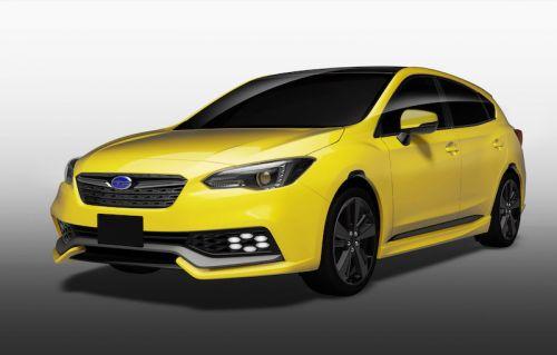 スバル Impreza Future Sport Concept