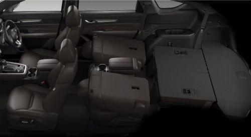 新型 CX-8 内装 インテリア5