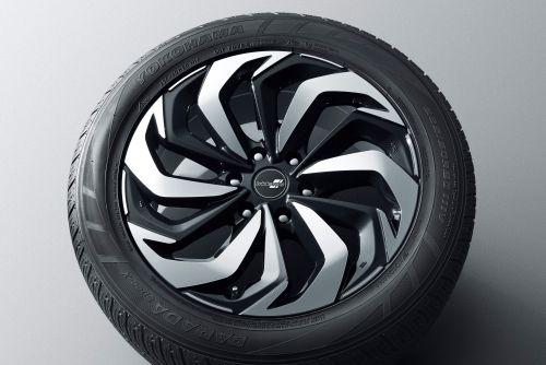 トヨタ ランドクルーザープラド 20インチアルミホイール&タイヤセット モデリスタ