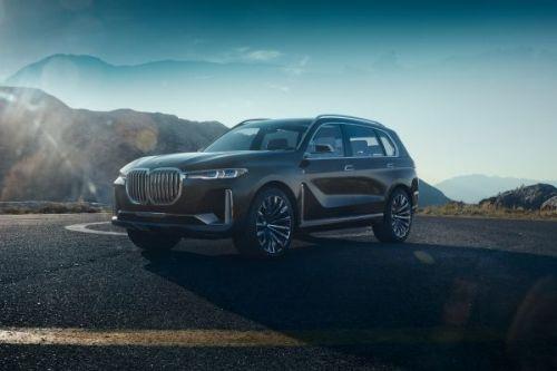 BMW X7 iPerformance コンセプト 外装