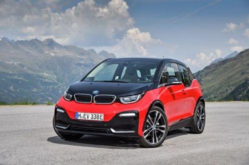 BMW i3s 新型