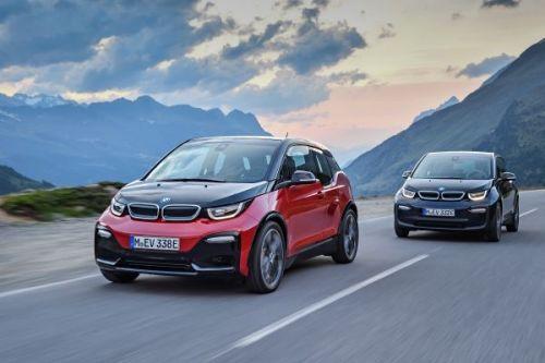 BMW i3 新型
