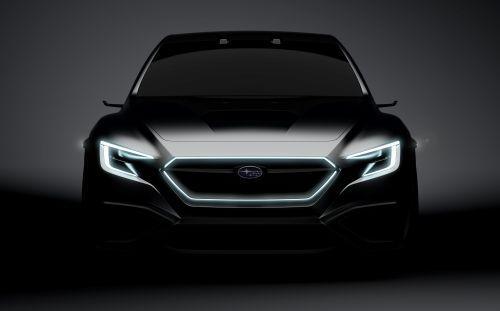 スバル VIZIV Performance Concept f