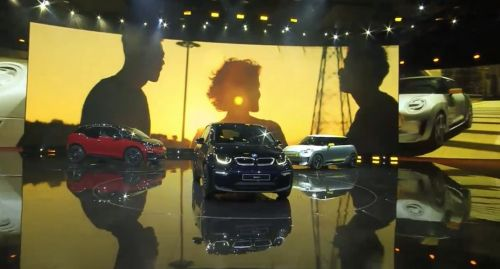 BMW i3 i3s