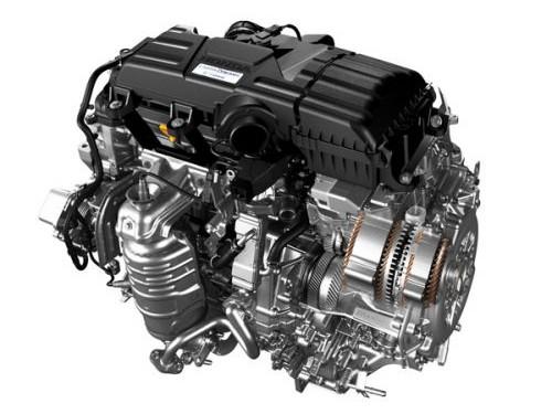 ホンダ オデッセイ 2016年型 エンジン