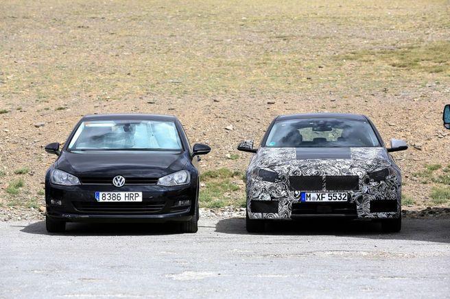2018 新型 BMW 1シリーズ フルモデルチェンジスクープ画像