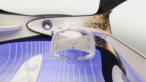トヨタ Concept-愛i
