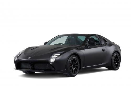 トヨタ 新型 GR HVスポーツコンセプト